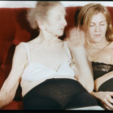 claudia schumann, from the series DISPLAY, 2003, 40 x 60 cm, photography