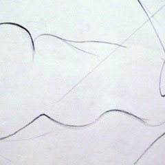 claudia schumann, untitled, 2008, walldrawing (graphite)